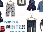 Baby Winter Wardrobe
