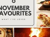 Lifestyle: November Favourites