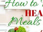 Prepare Healthy Meals Work