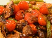 Balsamic Chicken Vegetables, Approved