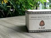 REVIEW GIVEAWAY- Kabi Organics Bioactive Face Mask