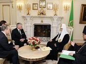 Franklin Gaham Meets with President Putin