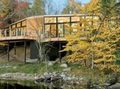 Prefab Made This Super Remote House Ontario Wilderness Possible
