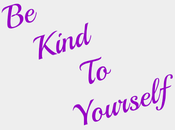 Give Yourself Gift Kindness