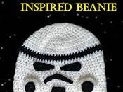 Free Crochet Pattern: Star Wars Storm Trooper Inspired Beanie