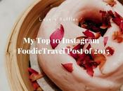 Instagram #FoodieTravel Post 2015
