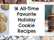 All-Time Favorite Holiday Cookie Recipes