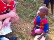 Ball Inspiring Ugandan Kids Through Football