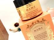 Kama Kumkumadi Brightening Ayurvedic Face Scrub Review