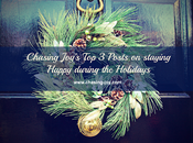 Chasing Joy's Posts Staying Happy During Holidays