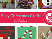 Easy Christmas Crafts Toddlers