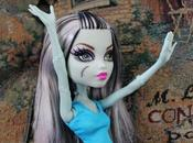Dolly Review: Monster High Frankie's Designer Booo-tique