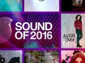 Sound 2016 Longlist (Part