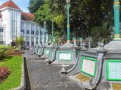 Classic Batik Street Yogyakarta Indonesia