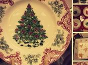 Christmas China HomeSense.