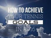 Achieve Your Tennis Goals 2016 Quick Tips Podcast