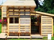 Houses Made From Recycled Materials