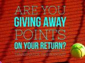 Giving Away Points Your Return? Tennis Quick Tips Podcast