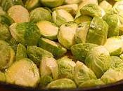 Bacon-Braised Brussels Sprout Love