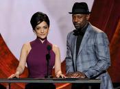 Nelsan Ellis Alfre Woodard 43rd NAACP Image Awards