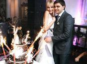 Snejana Onopka Marries Vera Wang Wedding Dress