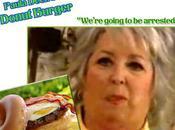 Paula Deen's Donut Hamburger