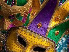 Mardi Gras Liberty Anonymity