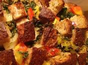 Garlicky Cheesy Pull-Apart Bread with Kale Follow Your Heart Cheeses