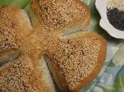 Pain Semaine: Graines Sésame Pavot Bread Week: Sesame Poppy Seeds Semana: Semillas Sesamo Amapola
