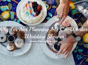 Planning Co-Worker's Wedding Shower