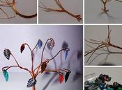 DIY: First Wire Trees