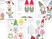 FREEBIE: Paper Toys (ALL)