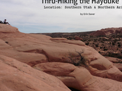 Thru-Hiking Hayduke Trail Article