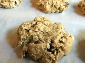 Healthy(ish) Oatmeal Raisin Cookies