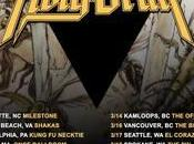 Holy Grail Confirms Tour with Black Tusk; Song Premiere Friday