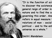 Dmitri Mendeleev -Creator Periodic Table Also Created Russian Chemical Society.