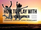 Play with Tennis Partner Quick Tips Podcast