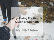Asking Help Sign Strength