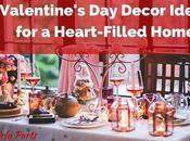 Valentine's Decor Ideas Heart-Filled Home