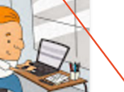 Enlarge Blogger Profile Image