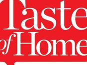 Special Announcement Brand Partnership with Taste Home Media