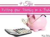 Tips Putting Your Family Budget