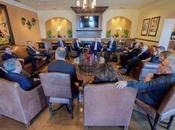 John Kerry Meets With Hollywood Studio Chiefs Discuss ISIS
