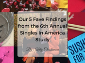 Fave Findings from Annual Singles America Study