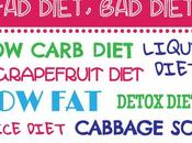 'Fad Diets' Don't Work