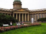名所旧跡がまばゆいサンクトペテルブルク Sankt Petersburg, with Church Savior Blood,etc