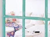 Colored Interior