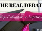 Employers Prefer College Degree Over Experience? #Infographic