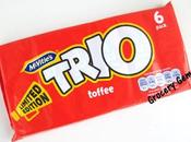 It's Back! TRIO Toffee Chocolate Biscuit