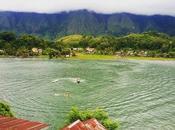 Shoot Bits Biking Around Lake Toba